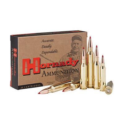 Hornady HRNDY 308WIN 168GR ELD-M 20/200 MFG# 80966 UPC# 090255809664