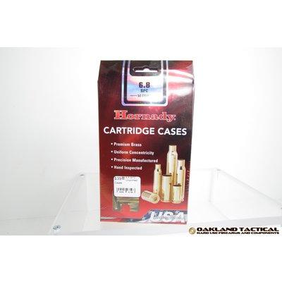 Hornady Hornady 6.8 SPC Unprimed Cases 50 Count MFG # 8629 UPC Code # 090255486292
