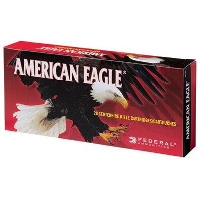 Federal FED AM EAGLE 308 150GR FMJ 20/500 MFG# AE308D UPC# 029465085339