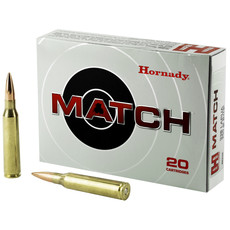 Hornady HORNADY 338LAPUA 250GR BTHP 20/120 MFG# 8230 UPC# 090255382303