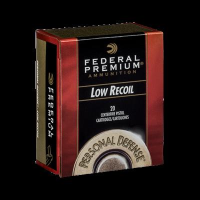 Federal Federal Premium Ammunition Personal Defense .357 Magnum Hydra-Shok 130 Grain MFG # PD357HS2H UPC # 029465094669
