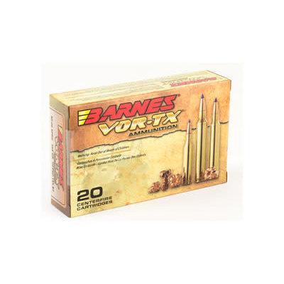 BARNES VOR-TX 3006 168GR TTSX BT 20/ MFG# BB30063 UPC# 716876130672
