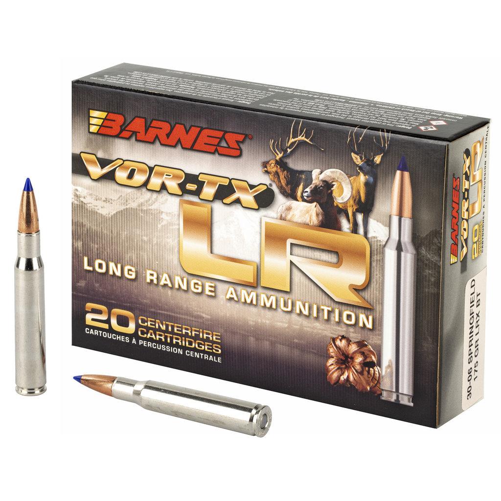 BARNES VOR-TX 3006 LR 175GR 20/200 MFG# 30748 UPC# 716876306176