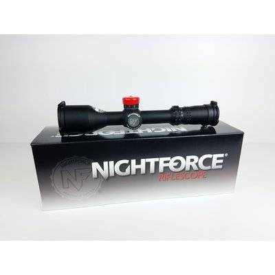 Nightforce Nightforce NX8 - 2.5-20X50mm F1 - ZeroStop™ - .1 Mil-Radian - DigIllum™ - PTL - Mil-XT™