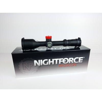 Nightforce Optics Nightforce NX8 - 2.5-20X50mm F1 - ZeroStop™ - .1 Mil-Radian - DigIllum™ - PTL - Mil-XT™