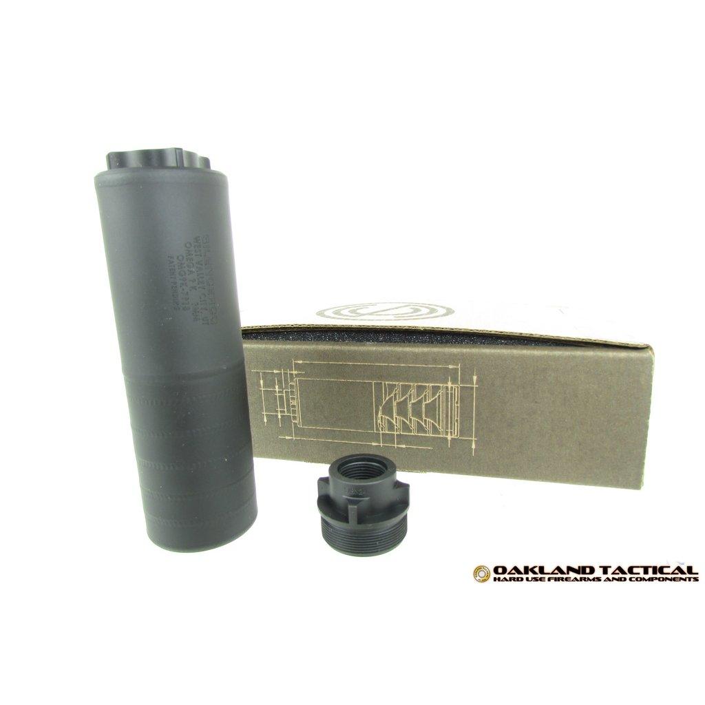 SilencerCo Omega 9K 9mm .300BLK MFG #SU1544 UPC #817272016857