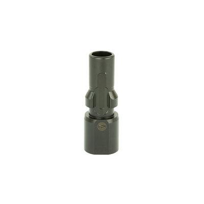 SCO 3-LUG MUZZLE DEVICE 9MM 5/8X24 MFG# AC2609 UPC# 816413025239