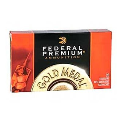 Federal FED GOLD MDL 223REM 69GR BTHP 20/200 MFG# GM223M UPC# 029465089320