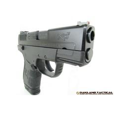 "Springfield Springfield Armory XD-E 3.3"" Single Stack 9x19mm Black MFG # XDE9339BE UPC # 706397913670"