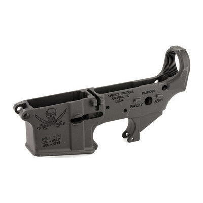 Spike's Tactical Spike's Stripped Lower (Calico Jack) MFG# STLS016 UPC# 855319005020