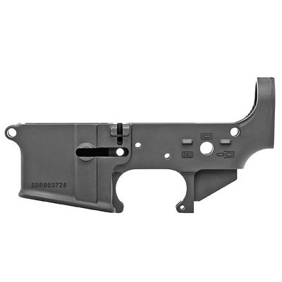 Spike's Tactical SPIKE'S STRIPPED LOWER (NO LOGO II) MFG# STLS045 UPC# 815648028336