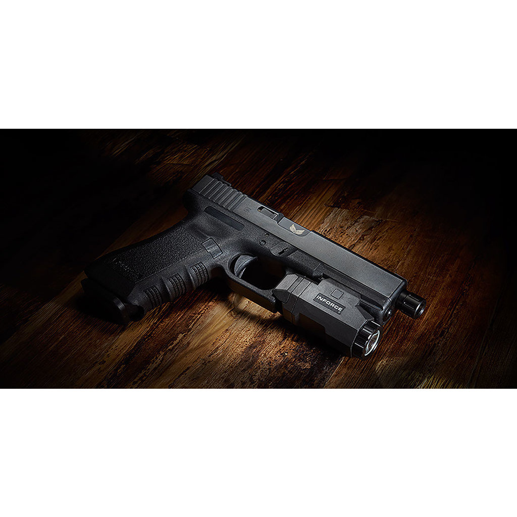 Inforce Inforce Dedicated Glock APL MFG # INF-APL-B-W-F UPC # 671192601346