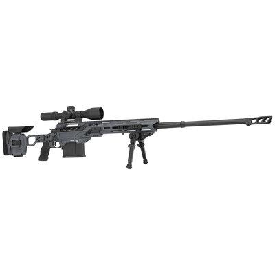 "Cadex Defence Shadow Rifle Hybrid Gray CDX-40 32"" Barrel .375 Cheytac MFG # CDX40-DUAL-375-32 No Brake"