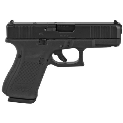 Glock GLOCK 19 GEN5 9MM 15RD 3 MAGS MOS FS MFG# PA195S203MOS UPC# 764503030826