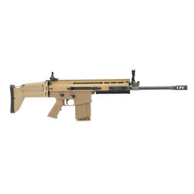 "FN America FN SCAR 17S 308WIN 16"" FDE 20RD US MFG#  UPC# 845737010539"