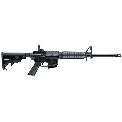 """Smith & Wesson M&P 15 Sport II 5.56 16"""" CO Compliant MFG# 022188869187 11616  UPC#  comes with Free 30 round magazine in free states"""