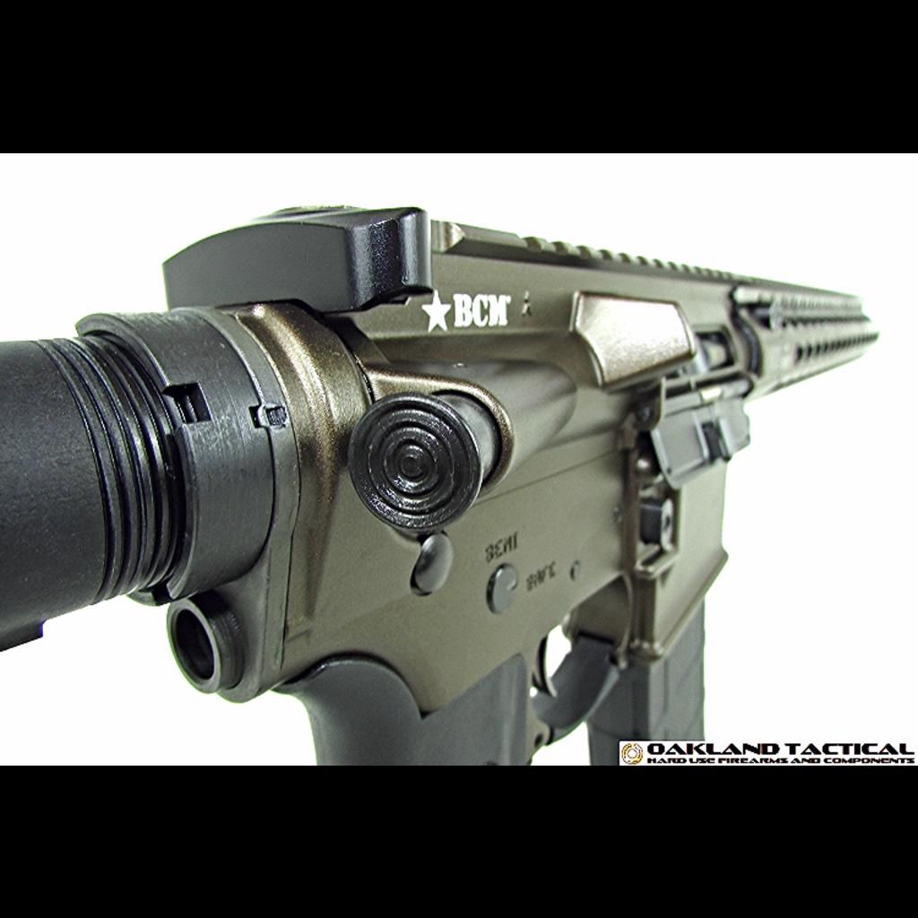 "Bravo Company Bravo Company, Recce 16 KMR-A Carbine, Semi-automatic Rifle, 223 Rem/556NATO, 16"" Barrel, 1:7 Twist, Dark Bronze Finish MFG# 750-790-BRZ UPC# 812526020482"