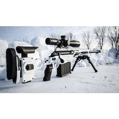 """Cadex Defence Tremor Rifle Package Storm Trooper White 32"""" Barrel .50 BMG MFG # CDX50-DUAL-50-29"""