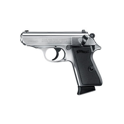 """Walther Walther PPK/S 22LR 3.5"""" 10RD STS FS MFG# 5030320 UPC# 723364200267"""