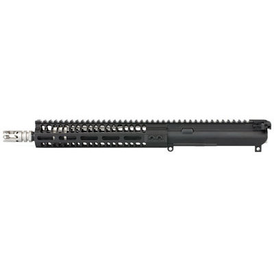 "2A Armament 2A UPPER 556NATO 10.5"" M-LOK RAIL BL MFG# 2A-BCU556ML10BLK-2 UPC# 854299007307"