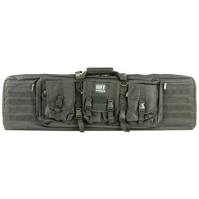 Bulldog Cases BULLDOG 43 DBL TAC CASE BLK MFG# BDT60-43B UPC# 672352010602