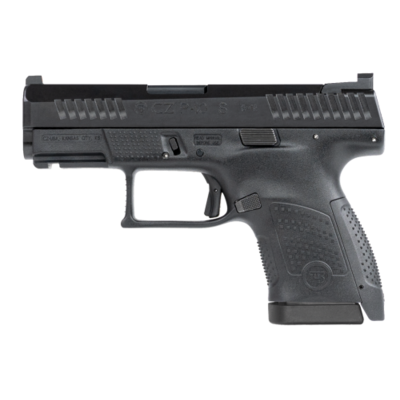 CZ USA CZ P-10S Caliber 9mm Luger Black Optics Ready