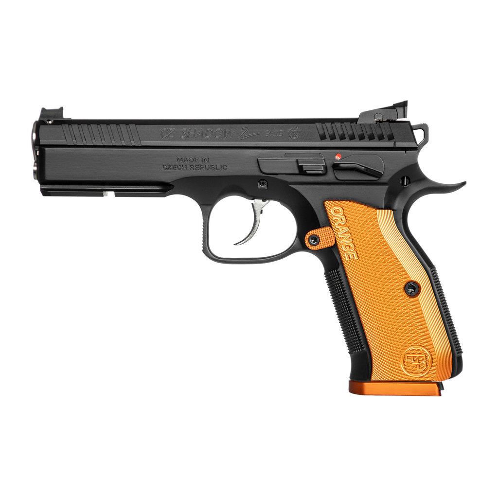 CZ CZ Shadow 2 Orange 9mm 17rd 3 mags MFG# 7591249 UPC# 806703912493
