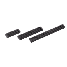 Timber Creek Outdoors KeyMod 15 Slot Picatinny Rail Color Black UPC Code# 850317006291 MFG # K 15S PR BL