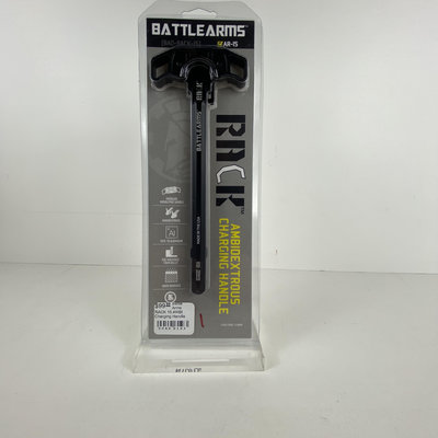 Battle Arms RACK 15 AMBI Charging Handle