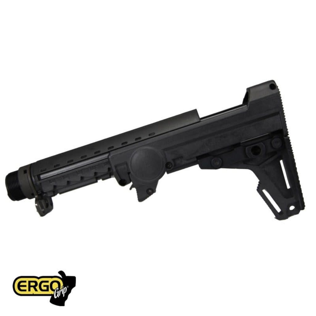 Ergo Ergo Grips F93 Pro Stock AR15 Black MFG # 4925-BK UPC # 874748004848