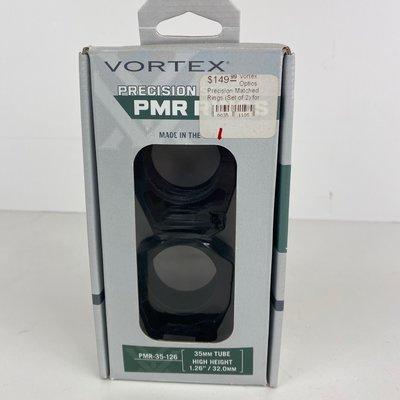Vortex Optics Vortex Optics Precision Matched Rings (Set of 2) for 35 mm (1.26 Inch / 32.0 mm) MFG# PMR-35-126 UPC# 875874002951