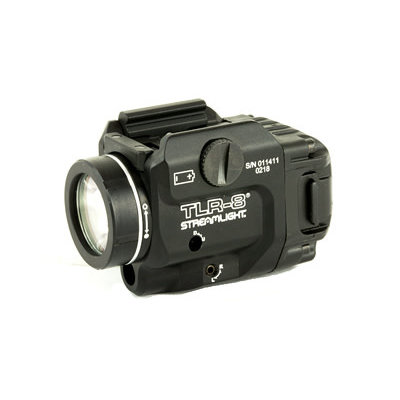 STRMLGHT TLR-8 LIGHT/LASER 500 LUMEN MFG# 69410 UPC# 080926694101