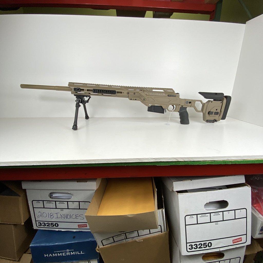 (Pre-Owned) Cadex Kraken Multi Caliber Complete Rifle Kit