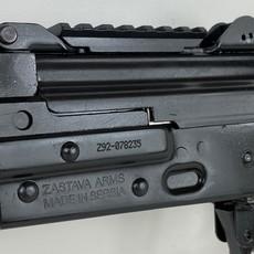 "Zastava Zastava, ZPAP92, Semi-automatic, AK Pistol, 7.62X39, 10"" Chrome Lined Barrel"