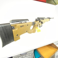 Badger (consignment) GA Precision 338 lapua W/Badger 2008 action and Accuracy Internationl Chassis