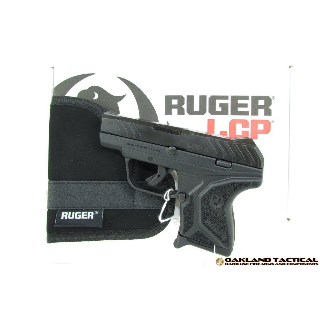 "Ruger Ruger LCP II 2.75"" Barrel .380 ACP MFG # 3750 UPC # 736676037506"