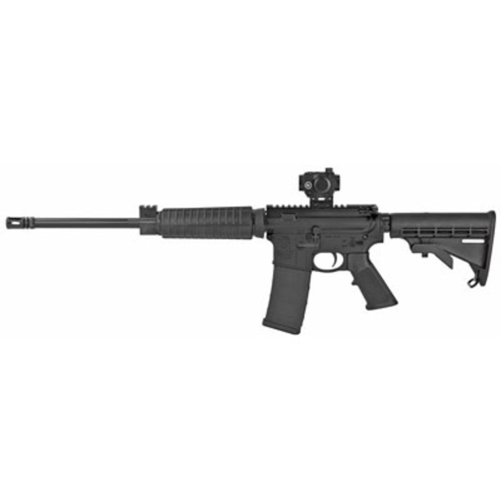 S&W M&P15 SPTII 556N OR, WITH OPTIC, 30RD BLK MFG# 12936 UPC# 022188879643