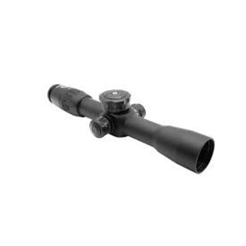 Pre-Owned U.S. Optics ST-10 Fixed 10X W/ Badger Rings