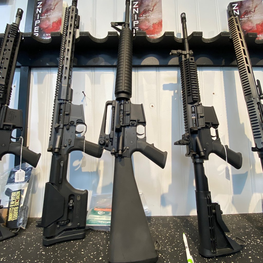 Colt AR15 M16A2
