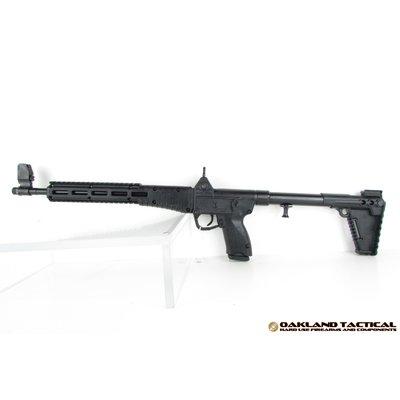"Kel-Tec Sub 2K 9 16.25"" Barrel 9x19mm Glock 17 Mags MFG# SUB2K9GLK17BBLKUPC# 640832004182"