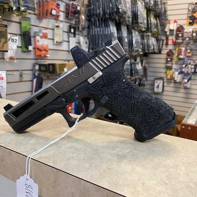 Glock Glock 17 Zev Build W/ RMR and 34 Slide