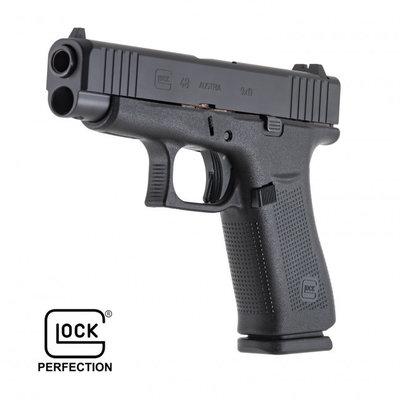 """Glock Glock 48 Semi-Auto 9mm 4.7"""" 10rd Blk MFG# PA4850201 UPC# 764503032653"""