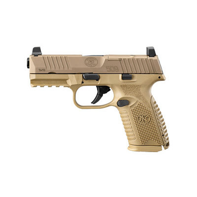 "FNH USA FN America, FN 509 Midsize MRD, Semi-automatic, Striker Fired, Mid-Size, 9MM, 4"" Barrel MFG# 66-100741 UPC Code# 845737011567"