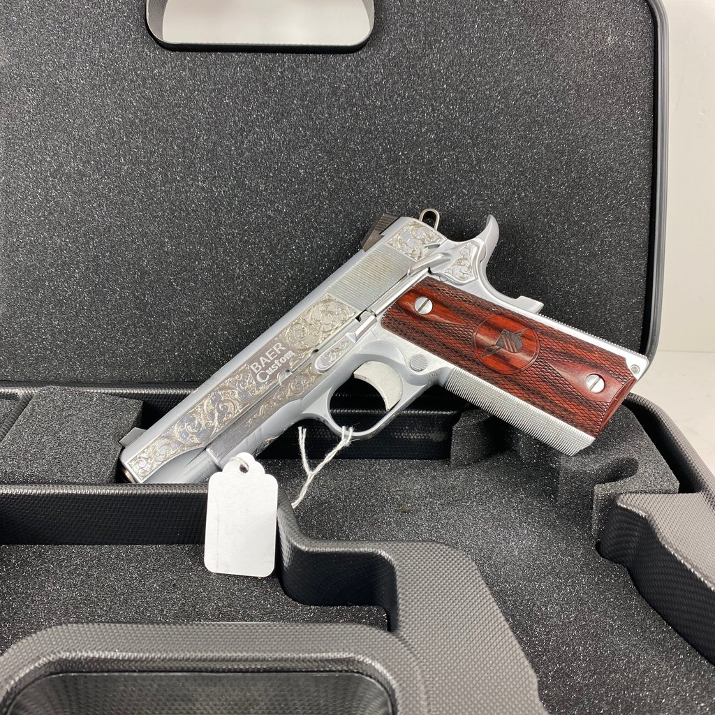Les Baer custom Thunder Ranch Edition .45 ACP
