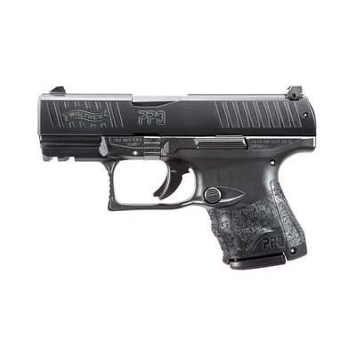 """Walther WAL PPQ M2 SC 9MM 3.5"""" 10RD BLK MFG# 2815249 UPC# 723364212581"""
