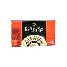 Federal FED GOLD MDL 308WN 168GR BTHP 20/200 MFG# GM308M UPC# 029465089337