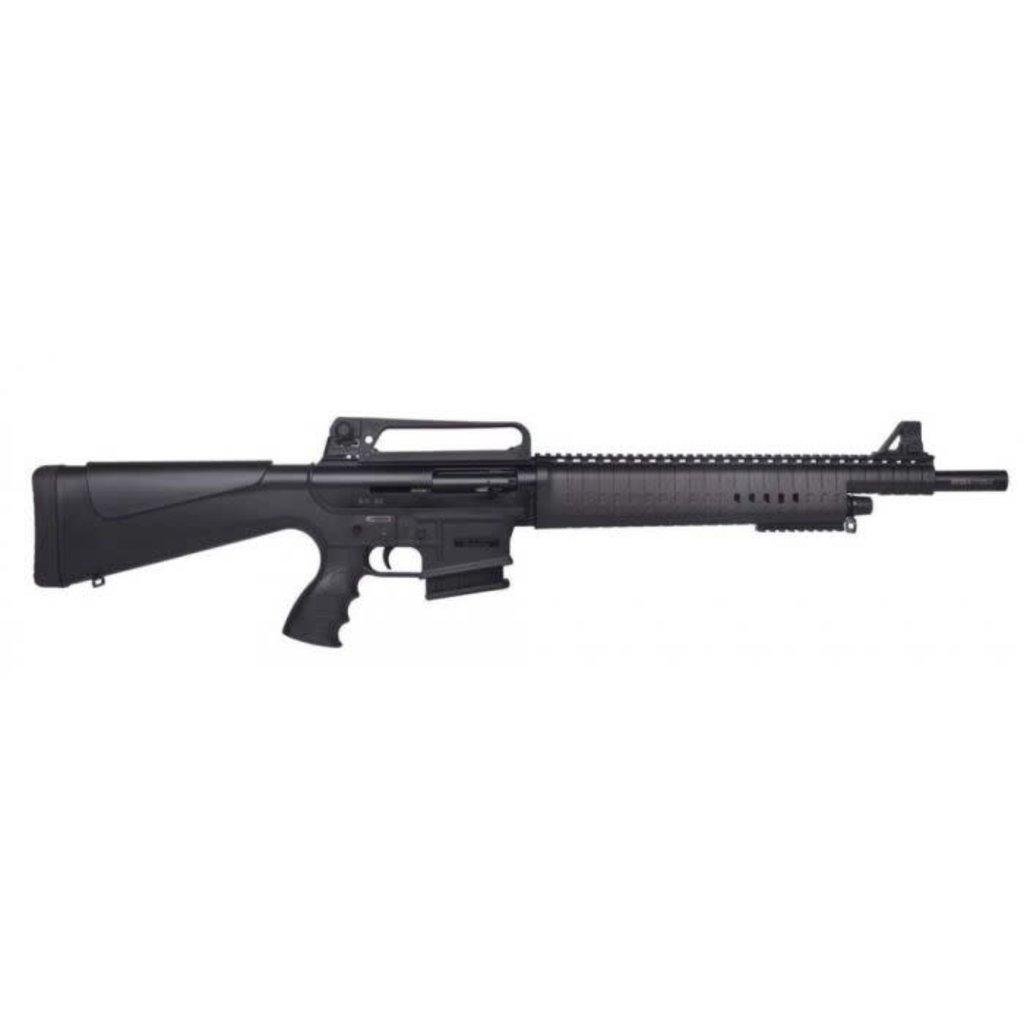 "GF GForce BR99 12GA 20"" Barrel Magazine Fed Shotgun Black"