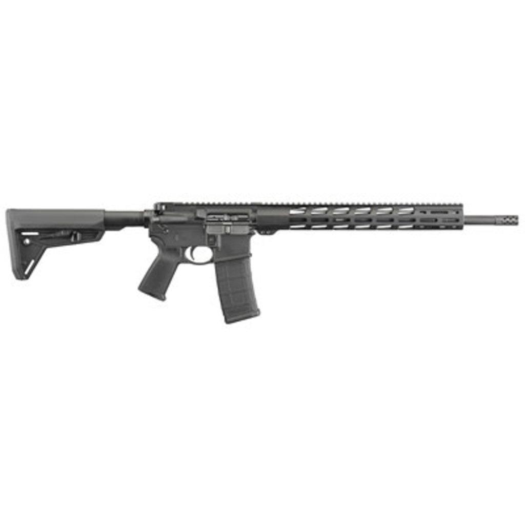 "Ruger Ruger, AR-556, Multi-Purpose Rifle, Semi-automatic, 5.56NATO/223Rem, 18"" Barrel"