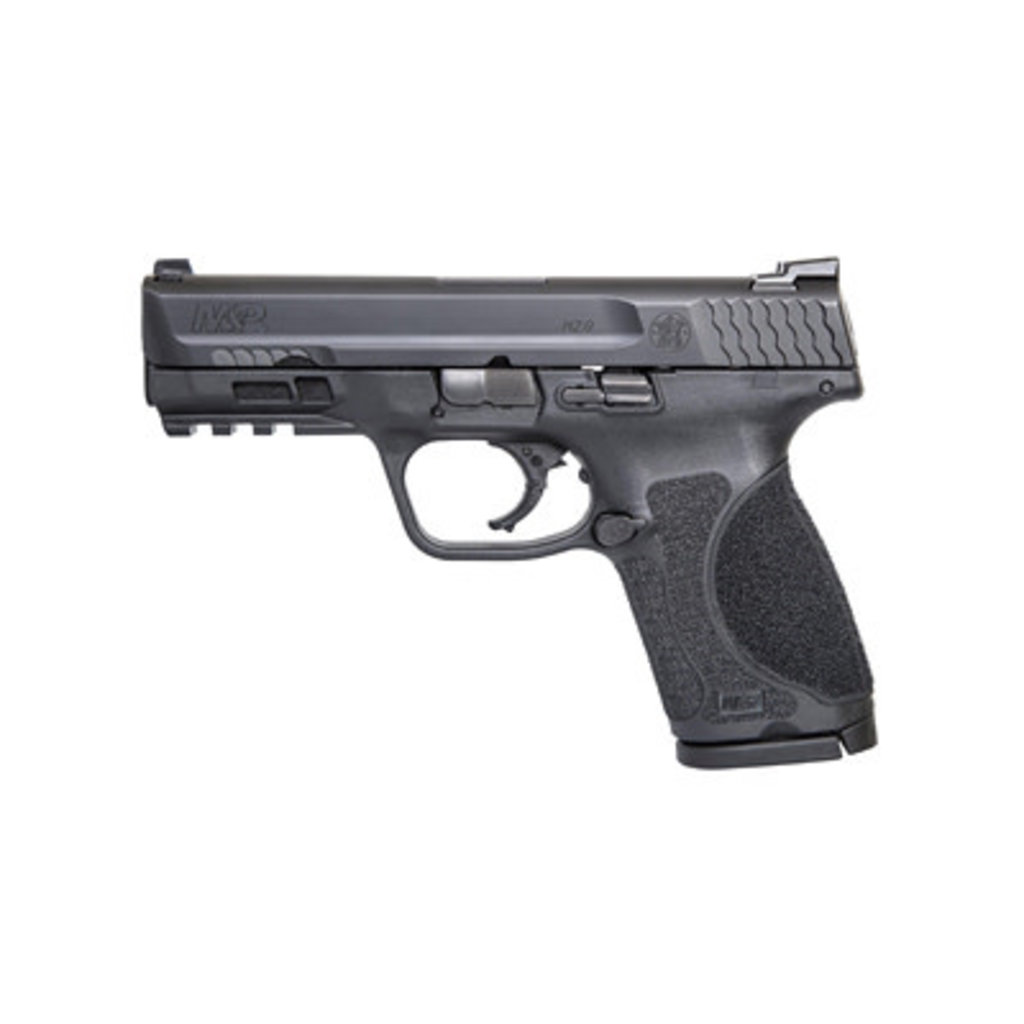 """Smith & Wesson Smith & Wesson M&P 2.0 Compact Semi-Auto Striker Fired 9mm 4"""" 15rd Blk MFG# 11683 UPC# 022188869156"""