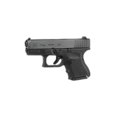 Glock GLOCK 27 GEN4 40S&W 9RD 3 MAGS MFG# UG2750201 UPC# 764503001055